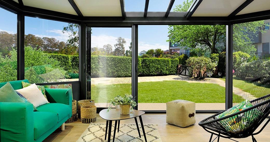 veranda aluminium maroc