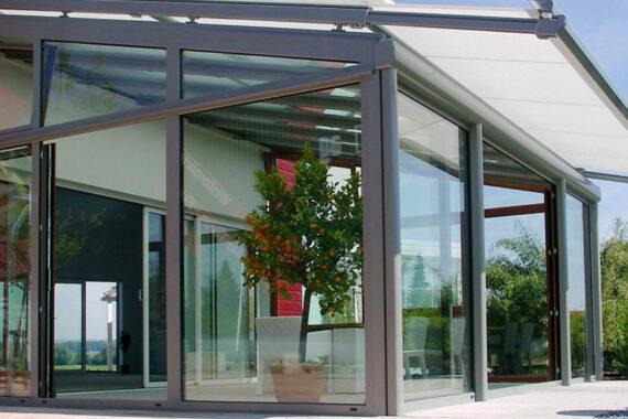 veranda en pvc
