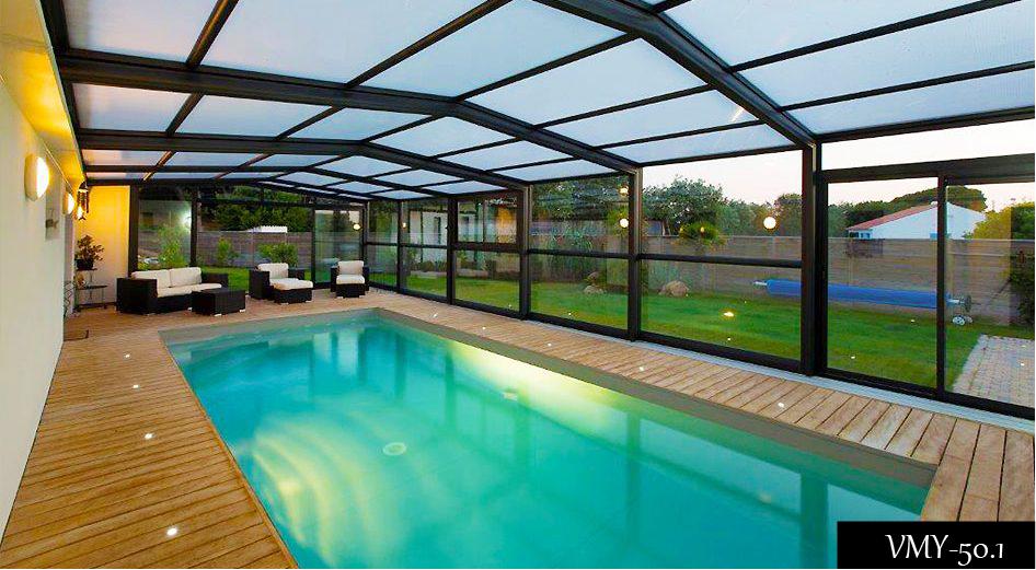 Veranda piscine marrakech